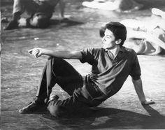 Choreographer Philippe Fabre.