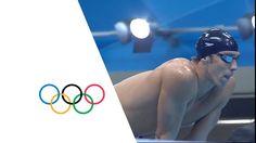 Michael Phelps' Final Olympic Race - Men's 4 x 100m Medley   London 2012...Hes amazing