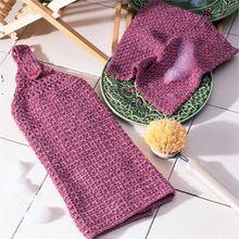 Craftdrawer Crafts: Free Crochet Hanging Dishtowel Pattern