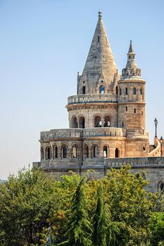 Fisherman's Bastion, favorite place in Budapest- with a couple of names written on the side in blue sharpie. Places Around The World, The Places Youll Go, Travel Around The World, Places Ive Been, Places To Go, Around The Worlds, Beautiful World, Beautiful Places, Central Europe