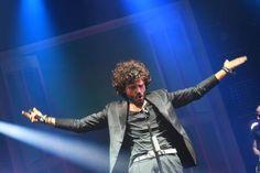 """Ieri sera alla Fiera di Brescia il concerto di Francesco Renga davanti al """"suo"""" pubblico. Serata di emozioni e musica. Qui tutta la gallery"""