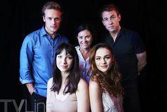 Outlander cast, SDCC, July 2017.