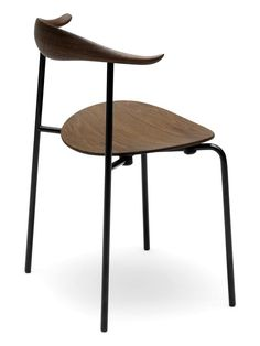 CH88T by Hans J. Wegner, 1955 - Designer furniture by smow.de oiled smoked oak €528 57cms wide