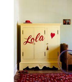 Me encanta esta idea para recuperar el armario!