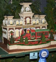 While shopping for the perfect holiday gift at Peddler's Village, stop in to see the Gingerbread Display & Competition entries. Housed each year in the Village Gazebo, the Gingerbread House Competition features architectural masterpieces made with sugar and spice and everything nice. These visual delights will be on display November 16th through January 5th.
