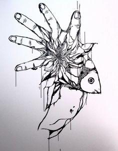 Ku Hye Sun's Art.