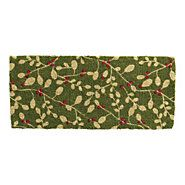 tag 640116 by Mistletoe Estate Coir Door Mat Coir, Joss And Main, Mistletoe, Xmas Decorations, Best Part Of Me, Printing Process, Happy Holidays, House Warming, Harvest