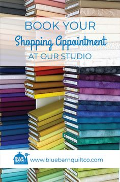 We are booking shopping appointments at the studio. Our studio is completely sanitized between appointments. We have added MORE fabrics choices, and we have MORE quilting kits available. To book your shopping appointment text 780 700-4456 or send an email to info@bluebarnquiltco.com  #fabricshopping #libertyoflondon #agfpuresolids #agffloralelements #FIGOfabrics #quiltingkits #longarmquilting  #yegquilter  #canadianquiltshop #sewcanadian #onlinequiltshop #onlinequiltstore #onlinefabricshop