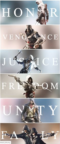 .•*¨★Assassin's Creed¨*•. ¸★