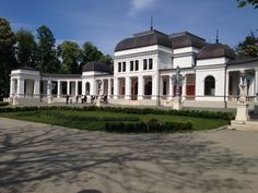 Parcul Central, Cluj, Romania Mansions, House Styles, Home Decor, Mansion Houses, Decoration Home, Manor Houses, Villas, Fancy Houses, Interior Design