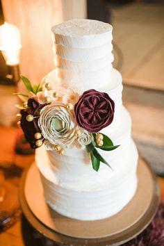vintage coffee house wedding inspiration | Elizabeth Haase Photography | Glamour & Grace