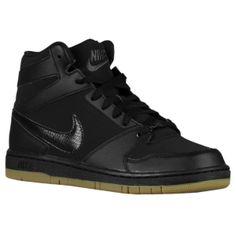 Nike Prestige IV High - Men's - Black/Anthracite/Gum Light Brown