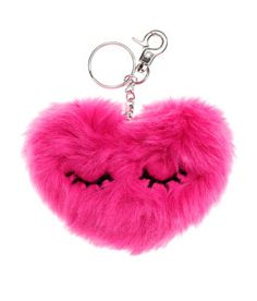 Other Accessories- Shop the latest trends online Cute Car Accessories, Women Accessories, Jewelry Accessories, Fashion Accessories, Fur Keychain, Tassel Keychain, Fur Decor, Gloss Labial, Cool Keychains