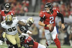 Gameday: Falcons vs. Saints - 2014