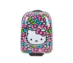 Hello Kitty Luggage: Bows