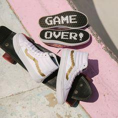 Vans SK8-Hi Slim X Nintendo Shoes
