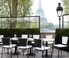 Monsieur Bleu-outdoor cafes