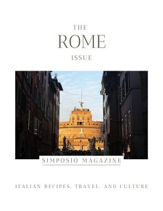 Rome travel book: what to see, what to know before or after visiting the eternal city.