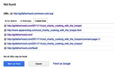 Find and fix bad links with Google Webmaster Tools, an essential task for any website owner, but tricky. Here's a step-by-step tutorial...
