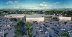Shopping Modelo (em construção) - Castanhal (PA)