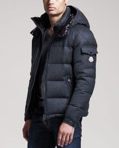Moncler Montgenevre Hooded Parka on shopstyle.com