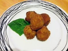 Veggie Nuggets, Vegetarian Recipes, Cooking Recipes, Greek Recipes, Tandoori Chicken, Veggies, Health Fitness, Potatoes, Meat