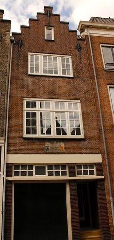 Dordrecht<br />Dordrecht - Grotekerksbuurt 21-23 Geboortehuis Johan en Cornelis de Witt