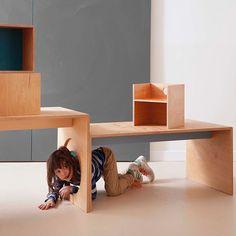 #spieltisch, #noneedfortoys, #movement, @baukind_architekten, @anne_deppe #lieblingsspielzeug