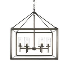 CanadaLightingExperts | Smyth - Six Light Chandelier