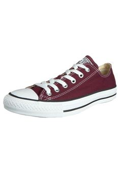 Converse CHUCK TAYLOR ALL STAR OX CORE CANVAS - Sneaker - maroon - Zalando.de