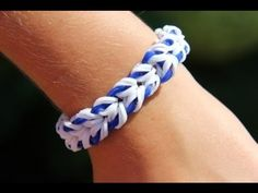 This is my English Rainbow Loom Tutorial for the Miami Bracelet. I hope you like it! If you do, please subscribe and like this video. For all my English tuto...