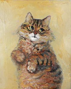 Tribute to Louis Wain by ~Justaskas