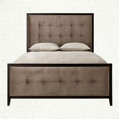 Love this bed from Arhaus