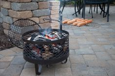 What to Consider in Portable Outdoor Fire Pit : Portable Outdoor Fire Pit Grill. Small Fire Pit, Metal Fire Pit, Concrete Fire Pits, Diy Fire Pit, Camping Fire Pit, Fire Pit Grill, Fire Pit Bowl, Cowboy Fire Pit, Custom Fire Pit