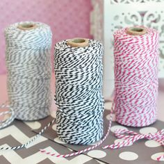 Baker's Twine – Mix and Bash Personalized Wedding Favors, Unique Wedding Favors, Wedding Party Favors, Wedding Crafts, Diy Party, Wedding Decor, Wedding Ideas, Sell Your Wedding Dress, Wedding Favor Boxes