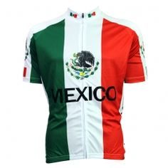 571760535 New Bike jerseys Cycling equipment Mens Cycling Jersey Comfortable Bike  Motorcycle Apparels Mexico flag Alien SportsWear Stripes
