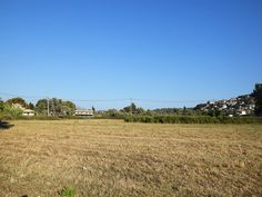 """For sale in Agios Ioannis in Lefkada island ideal plot of land just few meters from the sea, by real estate company """"Elinon Gi""""."""