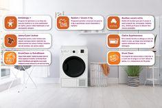 Arctic, Washing Machine, Home Appliances, House Appliances, Appliances