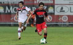 Pablo Aimar (10); Olhanense - Benfica (0 - 2); 7/04/2013 (25 Jornada Liga Zon Sagres)
