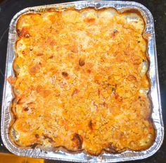 Buffalo Chicken protein Casserole. healthy, skinny, and delicious!