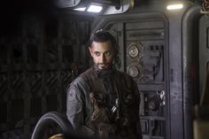 Bodhi Rook: A simple guy making HUGE contributions. Riz Ahmed Rogue One Interview #RogueOneEvent