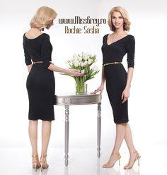Get a sophisticated and classy look with the midi little black dress with golden belt, by Miss Grey: https://missgrey.ro/ro/produse-noi/rochie-sasha/299?utm_campaign=noua_colectie_mar2&utm_medium=sasha_postare&utm_source=pinterest_produs