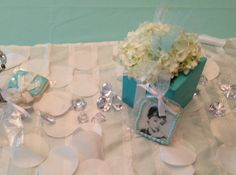 Tiffany's decoration