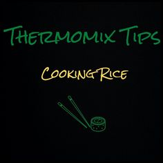 Thermomix Tips - Cooking Rice - Mother Hubbard's Cupboard How To Cook Rice, Weekly Menu, Cooking Rice, Pinterest Recipes, Side Dishes, Healthy Recipes, Healthy Food, Favorite Recipes, Cupboard