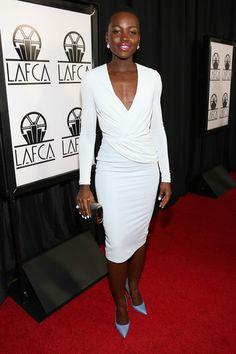 Lupita Nyong'o Photos: 39th Annual Los Angeles Film Critics Association Awards - Red Carpet