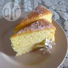 Ultimate sponge cake @ allrecipes.co.uk