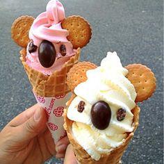 Kuala shaped ice cream