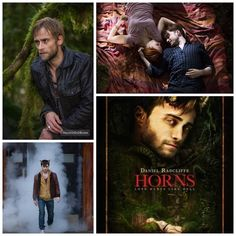 Horns strangely touching oddly romantic and totally fun and enjoyable. Daniel is perfect as the dark demonic angel. #hornsmovie #netflix #jkhknyc #happiness