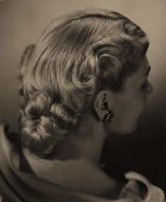 Great 40's hair