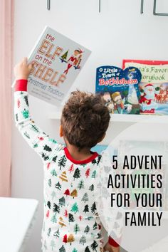 Fun and easy advent activities for your family.